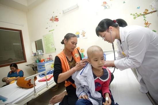 Việt Nam có 125.000 trường hợp mắc bệnh ung thư mỗi năm